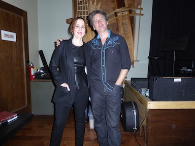Joe C and Suzanne Vega for web